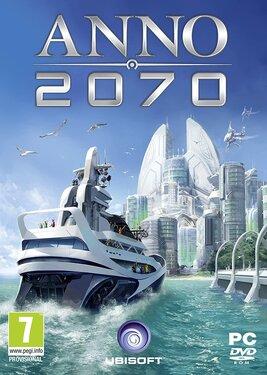 Anno 2070 постер (cover)
