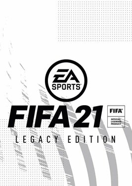 FIFA 21 - Legacy Edition постер (cover)