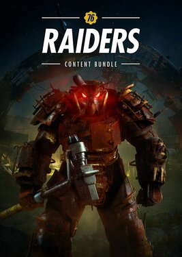 Fallout 76: Raiders Content Bundle постер (cover)