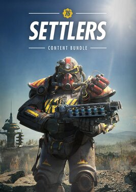 Fallout 76: Settlers Content Bundle постер (cover)