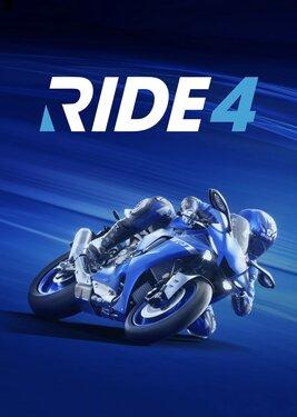 RIDE 4 постер (cover)