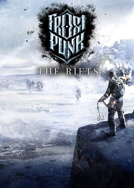 Frostpunk: The Rifts постер (cover)