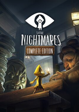 Little Nightmares - Complete Edition постер (cover)