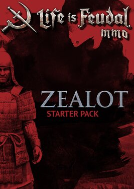 Life is Feudal: MMO - Zealot Starter Pack