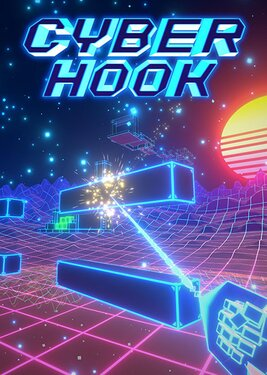 Cyber Hook постер (cover)