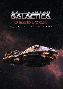 Battlestar Galactica Deadlock: Modern Ships Pack постер (cover)