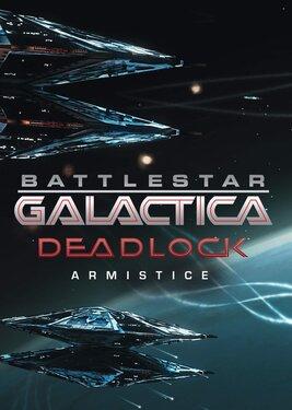 Battlestar Galactica Deadlock: Armistice постер (cover)