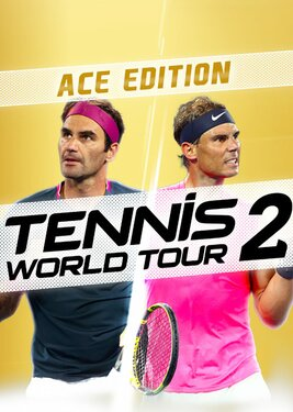 Tennis World Tour 2 - Ace Edition постер (cover)