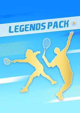 Tennis World Tour 2 - Legends Pack постер (cover)