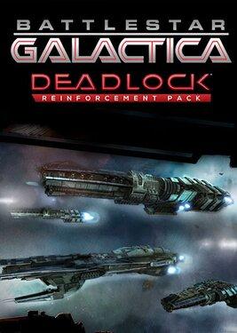 Battlestar Galactica Deadlock: Reinforcement Pack постер (cover)