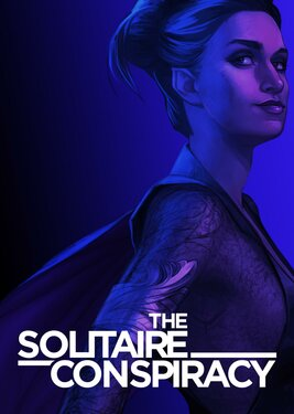 The Solitaire Conspiracy постер (cover)