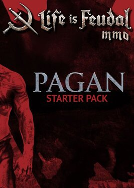 Life is Feudal: MMO - Pagan Starter Pack постер (cover)