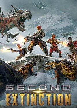 Second Extinction постер (cover)