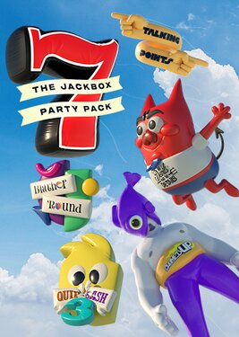 The Jackbox Party Pack 7 постер (cover)