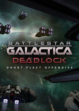 Battlestar Galactica Deadlock: Ghost Fleet Offensive постер (cover)