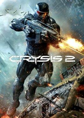 Crysis 2 постер (cover)