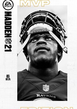 Madden NFL 21 - MVP Edition постер (cover)