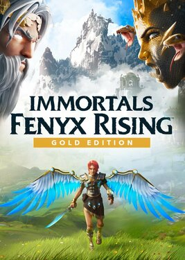Immortals Fenyx Rising - Gold Edition постер (cover)