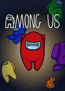 Among Us постер (cover)