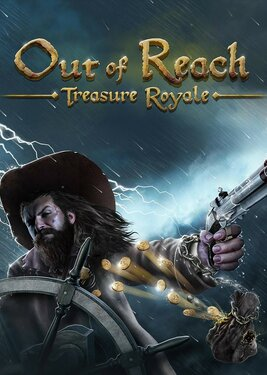 Out of Reach: Treasure Royale постер (cover)