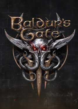 Baldur's Gate III постер (cover)