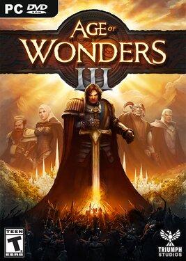 Age of Wonders III постер (cover)
