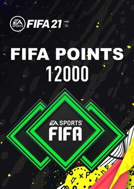 FIFA 21 Ultimate Team - 12000 очков FIFA Points