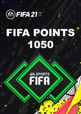 FIFA 21 Ultimate Team - 1050 очков FIFA Points