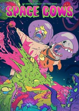 Space Cows постер (cover)