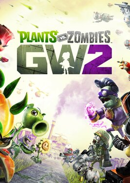 Plants vs. Zombies: Garden Warfare 2 постер (cover)