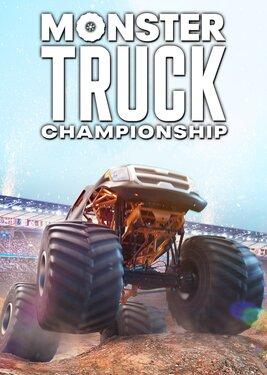 Monster Truck Championship постер (cover)