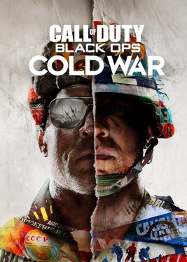 Call of Duty: Black Ops - Cold War постер (cover)