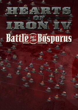 Hearts of Iron IV: Battle for the Bosporus постер (cover)