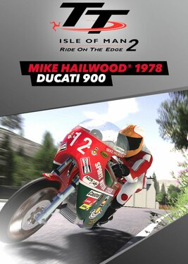 TT Isle of Man 2 Ducati 900 - Mike Hailwood 1978 постер (cover)
