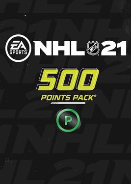 NHL 21 - 500 Points Pack постер (cover)