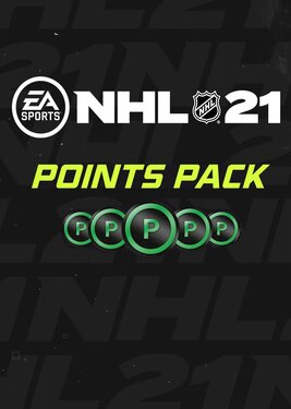 NHL 21 - Points постер (cover)