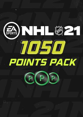 NHL 21 - 1050 Points Pack постер (cover)