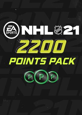 NHL 21 - 2200 Points Pack постер (cover)