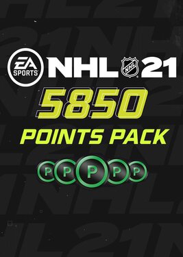 NHL 21 - 5850 Points Pack постер (cover)