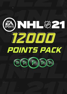 NHL 21 12000 - Points Pack постер (cover)