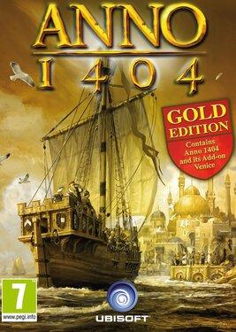 Anno 1404 Gold постер (cover)