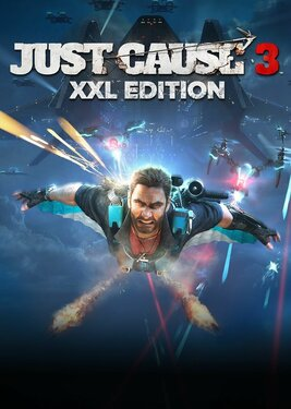 Just Cause 3 XXL Edition постер (cover)