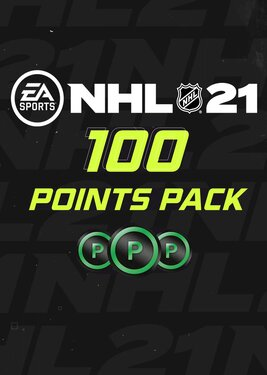 NHL 21 - 100 Points Pack постер (cover)