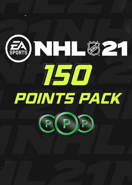 NHL 21 - 150 Points Pack постер (cover)