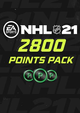 NHL 21 - 2800 Points Pack постер (cover)