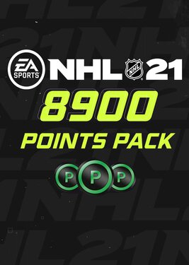 NHL 21 - 8900 Points Pack