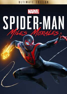 Marvel's Spider-Man: Miles Morales - Ultimate Edition постер (cover)
