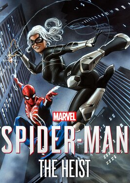 Marvel's Spider-Man: The Heist постер (cover)