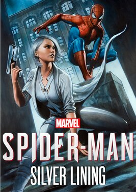Marvel's Spider-Man: Silver Lining постер (cover)