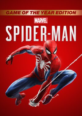 Marvel's Spider-Man - Game of the Year Edition постер (cover)